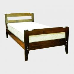 """Односпальная кровать """"Дачная"""" 90х200см"""