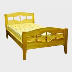 """Односпальная кровать """"Дачная №2"""" 90х200см"""