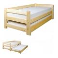 Двухместная выдвижная кровать