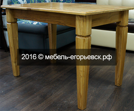 Четырехбалясный стол